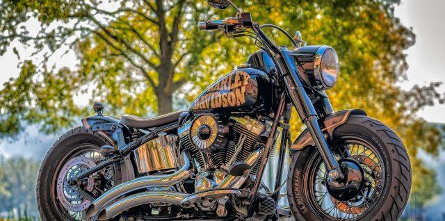 boutique HolyDeathShop pièce moto harley